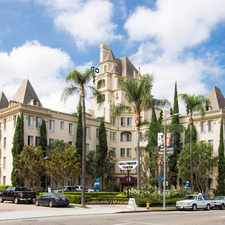 Rental info for Hollywood Tower in the Hollywood Hills West area