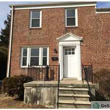 Rental info for 5522 Medwick Garth North. in the Baltimore area