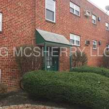 Rental info for 1 Bedroom, North East Philly's Bustleton Section in the Philadelphia area
