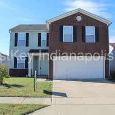 Rental info for 1711 Brassica Lane in the Indianapolis area