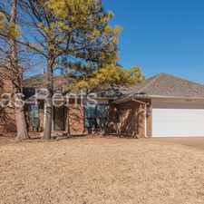 Rental info for ocation...Location...Location…nearby shopping and highways with easy commute time! in the Oklahoma City area