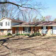 Rental info for Huge Family Home! in the Memphis area