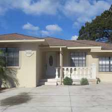 Rental info for 3115 W Cypress St in the Tampa area