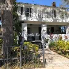 Rental info for 309 13th Avenue NE in the St. Petersburg area