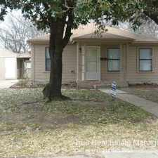 Rental info for 2934 Kirven St. in the Dallas area