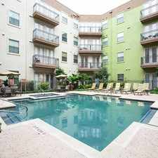 Rental info for AMLI 300 in the Old West Austin area