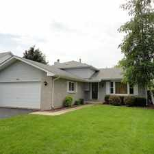 Rental info for 400 Bobcat Court in the Oswego area