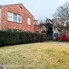 Rental info for 1629 Castle Ct in the Houston area