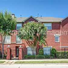 Rental info for Phenomenal 3-2.5-2 Townhome in Downtown Fort Worth! in the Fort Worth area