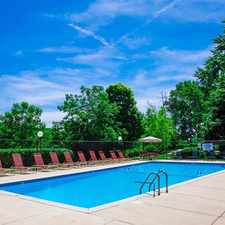 Rental info for The View Apartments in the St. Charles area