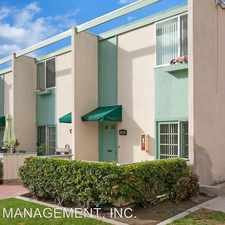 Rental info for 5152-62 DAWES ST. in the San Diego area