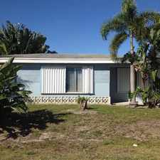 Rental info for Stunning 2 Bedroom 2 1/2 Bath Home For Rent New... in the Oakland Park area