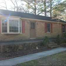 Rental info for Lake Front Home