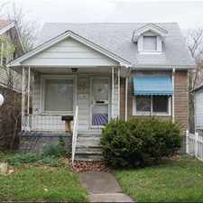 Rental info for 19153 Lumpkin Detroit MI 48234 in the Detroit area