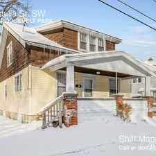 Rental info for 649 Cordelia St. SW in the Grand Rapids area