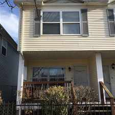 Rental info for 404 Halladay St. in the Jersey City area