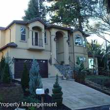 Rental info for 7966 Canyon Drive