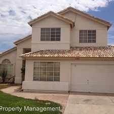 Rental info for 11311 W Citrus Grove Way