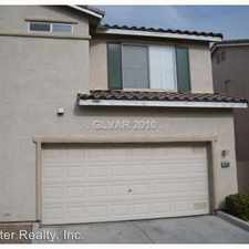 Rental info for 9568 Belle Rich St in the Paradise area