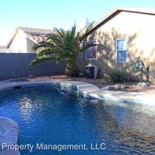 Rental info for 8802 S Desert Valley Way in the Rita Ranch area