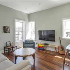 Rental info for 61 Erie Street in the Jersey City area