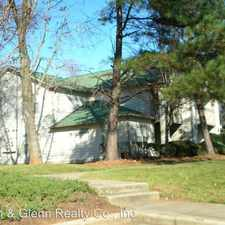 Rental info for 1042 Churchill Downs Court Unit H in the Charlotte area