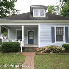 Rental info for 2701 Lawndale Ave in the Durham area