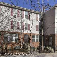 Rental info for 1105 Harvard Street, NW Unit #F in the Columbia Heights area