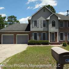 Rental info for 6136 Lake Trail Drive in the Fayetteville area