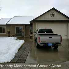 Rental info for 3842 Guy Rd. in the Post Falls area