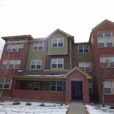 Rental info for 9633 E. 5th Ave. #10305 in the Denver area