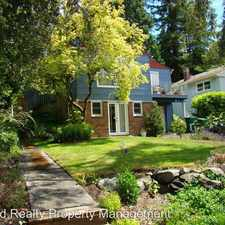Rental info for 9608 26th Ave NW in the North Beach-Blue Ridge area