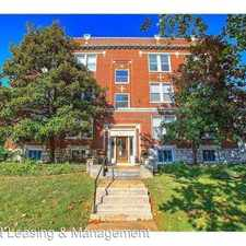 Rental info for 1369 Mccausland Ave #2S in the St. Louis area