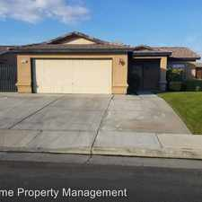 Rental info for 5212 El Palacio Dr in the Bakersfield area