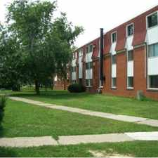 Rental info for Courtyards of Parkway Apartments in the Detroit area
