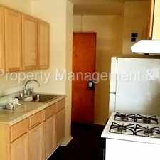 Rental info for 816 West South Street #109