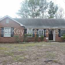 Rental info for 1583 Hayne Road in the Memphis area
