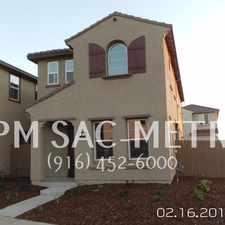Rental info for 2 Baffin Bay Court in the Sacramento area