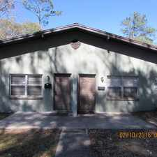 Rental info for 615 Northwest 15th Street in the Gainesville area