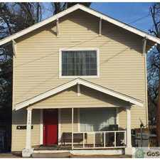 Rental info for Just remodeled duplex! in the Oklahoma City area