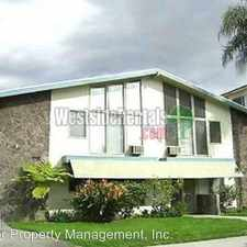 Rental info for 5424 Corteen Place in the Los Angeles area
