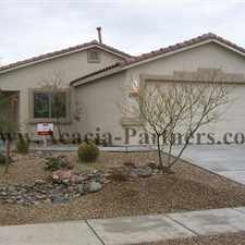 Rental info for Three Bedroom/Two Bath West of Casino Del Sol
