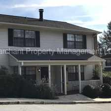 Rental info for 408 Townes Street, Unit 23 in the Greenville area