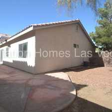 Rental info for Don't miss out on this comfortable house! in the Henderson area