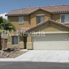 Rental info for 3 Bedroom Home Available Now in the North Las Vegas area