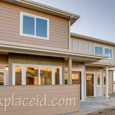 Rental info for 3534 E Grand Forest Ln in the Boise City area