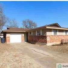 Rental info for 333 NW 85th St in the Oklahoma City area