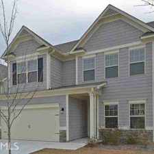 Rental info for 10 Parkmount Way Dallas Four BR, Wonderful nearly new home with
