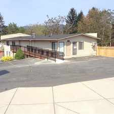 Rental info for Nice Commercial Space With High Visibility! in the Grants Pass area