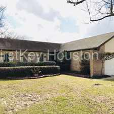 Rental info for 6607 Dusty Dawn Drive in the Houston area